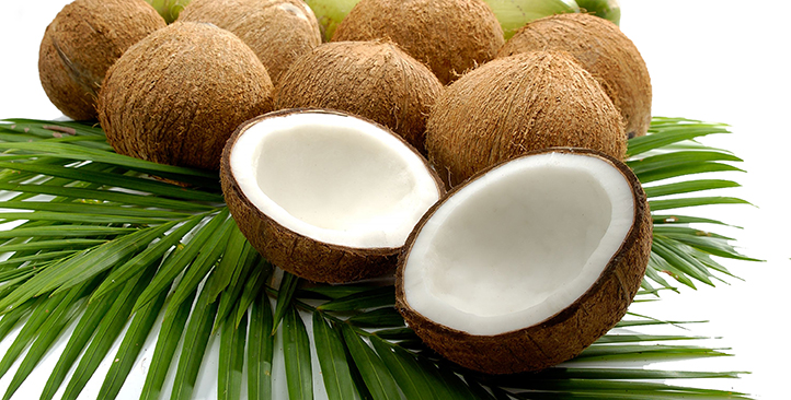 Cooking with Coconut (with Recipe)